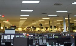 4ft fluorescent light fixtures 4 lamp to 2 lamp conversion
