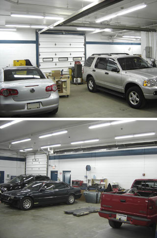 autobody lighting