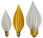 Candl-Escent Decorative Lamps