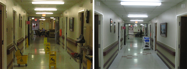 Lighting For Medical Care Facilities