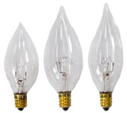 Sparkelier Clear Decorative Lamps